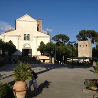 Photo taken at San Pantaleone by Christophe F. on 6/7/2013