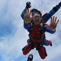 Photo taken at Dangerlive Tandem Jumps by Dangerlive Tandem Jumps on 2/23/2014