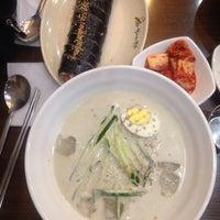 Photo taken at 명동 할머니국수 by 88 _. on 6/30/2014
