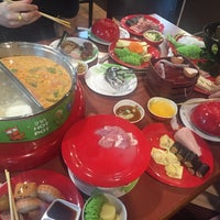 Photo taken at Hot Pot Inter Buffet by Patthaporn M. on 4/18/2016