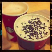 Photo taken at Starbucks by Melissa O. on 12/14/2012