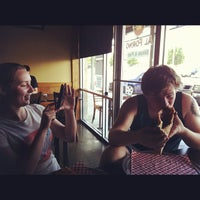 Photo taken at Brooklyn Pie Company by Chuck H. on 9/15/2012