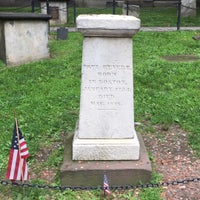 Photo taken at Paul Revere's Tomb by Chuck H. on 7/18/2015