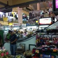 Photo taken at Waroros Market by Anumart K. on 2/3/2013