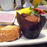 Photo taken at Cafe Sierra by Kaz K. on 11/16/2012