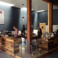 Photo taken at Sextant Coffee Roasters by Bill C. on 7/8/2014