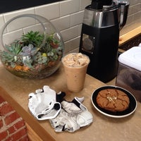 Photo taken at Sextant Coffee Roasters by Bill C. on 8/7/2014