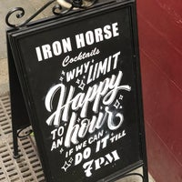 7/27/2018にBill C.がIron Horse Coffee Barで撮った写真
