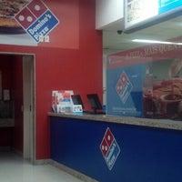 Photo taken at Domino's Pizza by Leonardo C. on 2/7/2013