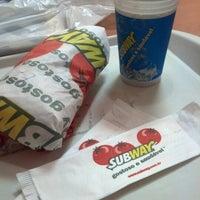 Photo taken at Subway by Leonardo C. on 9/14/2012