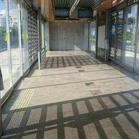 Photo taken at BRT Move - Estação Ouro Minas by Leonardo C. on 3/9/2016