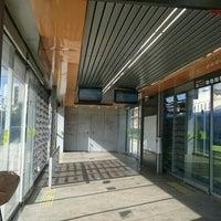 Photo taken at BRT Move - Estação Ouro Minas by Leonardo C. on 3/28/2016