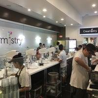 Foto tomada en Creamistry por Fernando C. el 9/9/2017