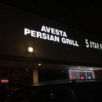 Photo taken at Avesta Persian Grill by Fernando C. on 12/17/2016
