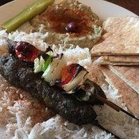 Photo taken at Zabak's Mediterranean Cuisine by Fernando C. on 3/13/2017