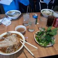 Photo taken at Pho 75 by Kevin M. on 4/21/2013