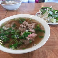 Photo taken at Pho 75 by Kevin M. on 3/15/2013