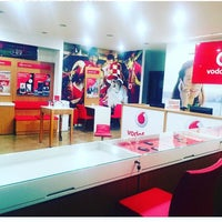 Photo taken at vodafone shop by Ercan A. on 5/24/2016