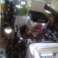 Photo taken at Java Supermall by hendrat a. on 2/2/2013