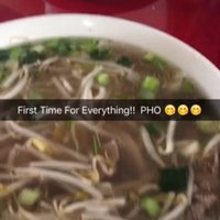 Photo taken at pho vu by Claudia on 5/10/2016