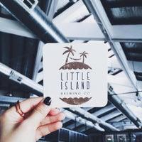 Foto tirada no(a) Little Island Brewing Co. por Phyllis P. em 8/30/2015