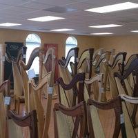 Photo taken at Virginia Harp Center by Thomas U. on 4/14/2014
