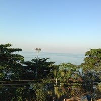 Photo taken at RS Sea Side Hotel Pattaya by Pakwalun S. on 1/2/2013