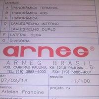 Photo taken at Arneg Brasil by Oxim R. on 3/26/2014
