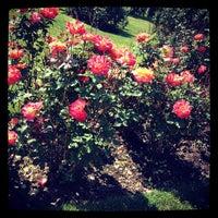 Photo taken at Rose Garden by Kayla M. on 6/1/2013