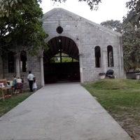 Photo taken at Capilla San Pedro Y San Pablo by Omar S. on 3/3/2014