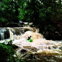 Photo taken at James River - Reedy Creek by Paul S. on 6/8/2013