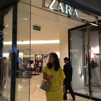 Photo taken at ZARA by Shiu on 3/27/2014