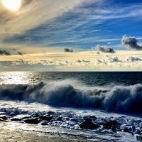 Снимок сделан в Пляж Олимпийского парка пользователем Belov D. 12/11/2017
