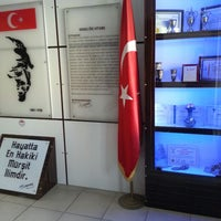 Photo taken at 29 Ekim İlkokulu by Mücahit D. on 1/22/2015