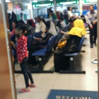 Photo taken at Pejabat Imigresen Negeri Kelantan by Syed Mohd Faizal S. on 7/28/2015