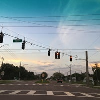 Photo taken at Solon Ave & Belcher Road by Jo Ann F. on 8/9/2017