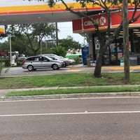Photo taken at Shell by Jo Ann F. on 7/23/2017