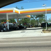 Photo taken at Shell by Jo Ann F. on 5/8/2017