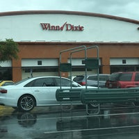 Photo taken at Winn Dixie by Jo Ann F. on 8/2/2017