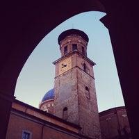 Photo taken at Student's Hostel della Ghiara by Ainara on 2/13/2014