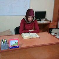 Photo taken at Muradiye Kuran Kursu by Büşra Ö. on 3/7/2014