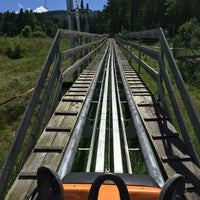Photo taken at Blombergbahn by Markus S. L. on 7/30/2016