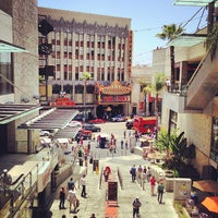 Photo taken at Hollywood Walk of Fame by Zahid Z. on 6/9/2013