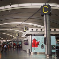 Photo taken at Toronto Pearson International Airport (YYZ) by Zahid Z. on 7/19/2013