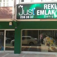 Photo taken at JUST EMLAK & REKLAM by Hakan G. on 9/23/2014