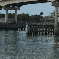 Photo taken at James H. P. Memorial Bridge by Dennis B. on 7/18/2017
