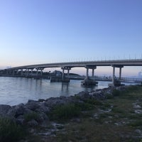 Photo taken at James H. P. Memorial Bridge by Dennis B. on 7/16/2017