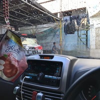 Photo taken at Rush Automatic Car Wash by Toby B. on 6/12/2017