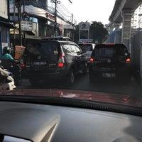 Photo taken at Jalan Fatmawati by Toby B. on 5/18/2017