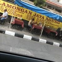 Photo taken at Sate Kambing & Sate Ayam Jaya Agung by Toby B. on 9/9/2017